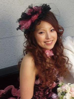 ダウンスタイルの花嫁ヘアスタイルカタログ画像一覧 ゼクシィ