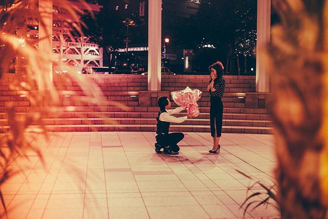 「プロポーズ」のメリット3つ