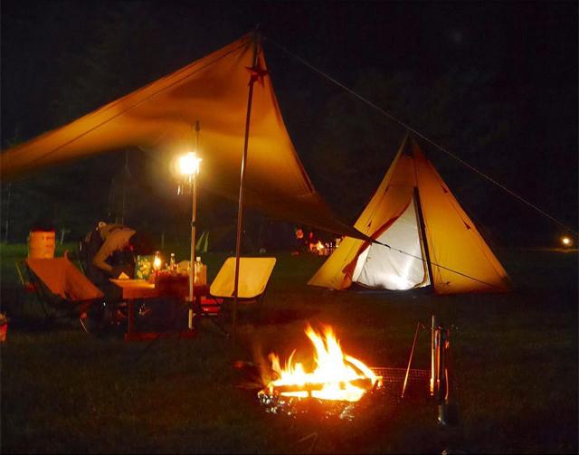 カップルキャンプの魅力