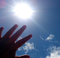 5月は紫外線量が多いって本当?春のUV対策
