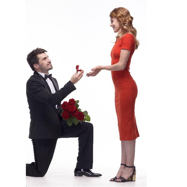 男性にロマンチックなことされた経験ある?