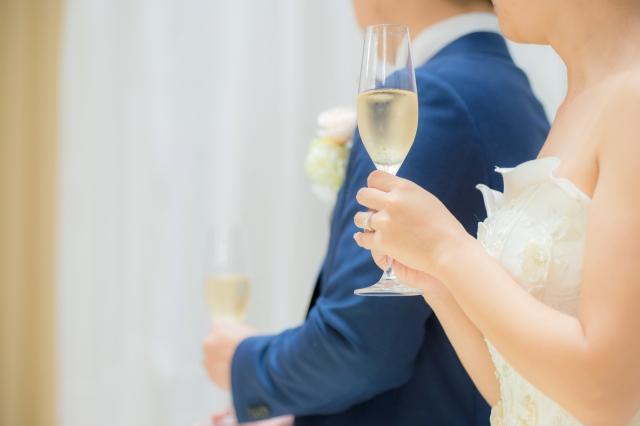 記憶に残る結婚式での乾杯の挨拶!
