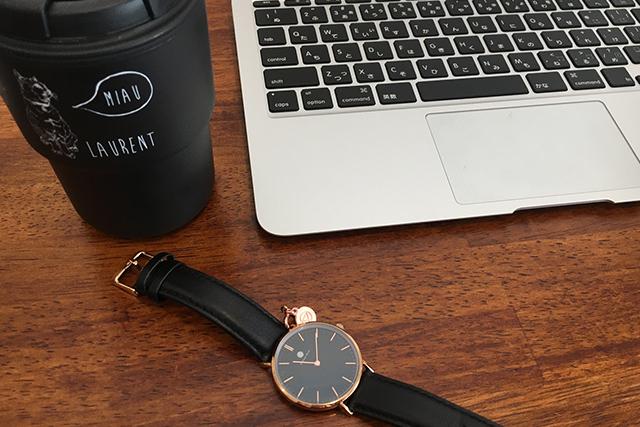4位はふたりの時間を重ねてくれそうな腕時計