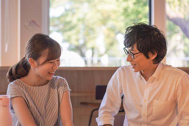 長続きカップルの会話の秘訣
