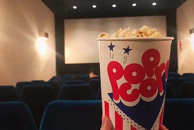 お出掛け編:映画館でたっぷり映画を楽しむ