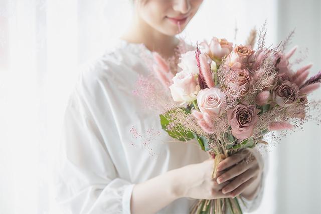 贈る相手別!花束の作り方のコツ