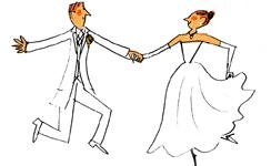 ここでは結婚式当日の一般的なタイムテーブルと人気演出&アイテムを紹介!「ふたりがこだわりたいシーンはどこか」「ふたりらしさを出せるか」「ゲストに感謝の気持ち
