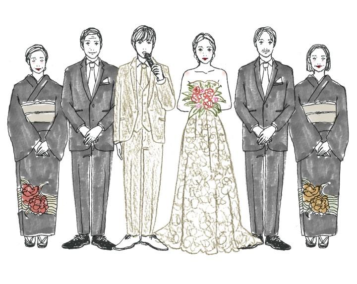 結婚 式 締め の 挨拶 新郎