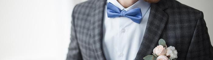 イラストで解説 結婚式 男性ゲストの服装 着こなし マナー ゼクシィ