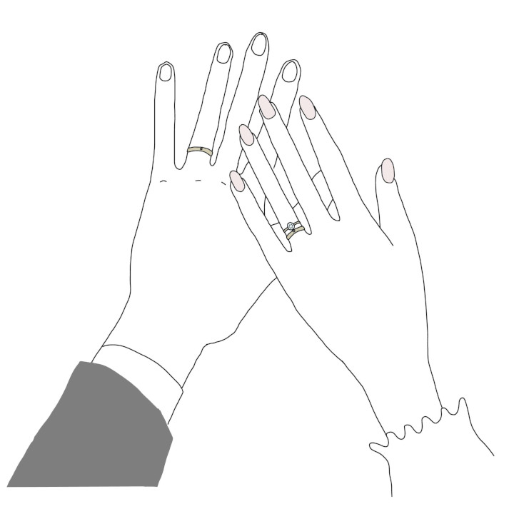 意味 薬指 右手 の