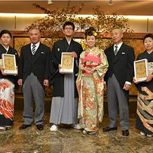 東京大神宮/東京大神宮マツヤサロン体験者の写真