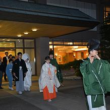 挙式の内容・感想は? 東京大神宮/
