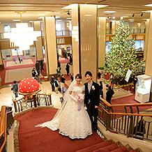 帝国ホテル 東京体験者の写真