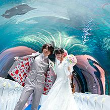 4468e7bda4b00 ゲストに一生に一度のサプライズ… 品川プリンスホテルの結婚式体験者 ...