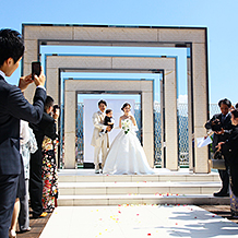 THE GOTEMBAKAN(Wedding Stage THE F.U.J.I.):体験者の写真