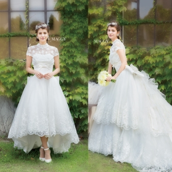 ANGELIQUE:MAGGY WEDDING COLLECTION