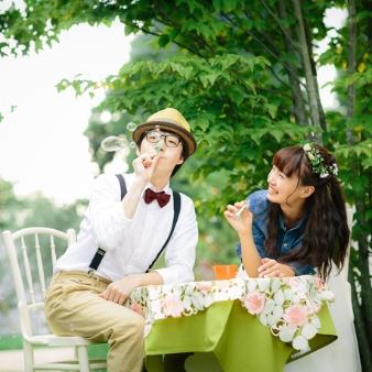 wedding garden アンジュールやっぱり写真集 プラン ミニbook データ