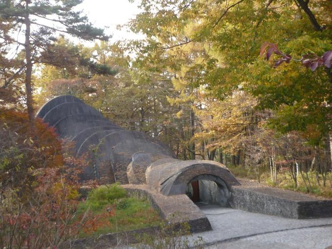 1031見晴らし台からの石.JPG