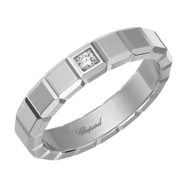 newest 8ce44 ab34b アイスキューブ ミディアム - Chopard(ショパール)の結婚指輪 ...