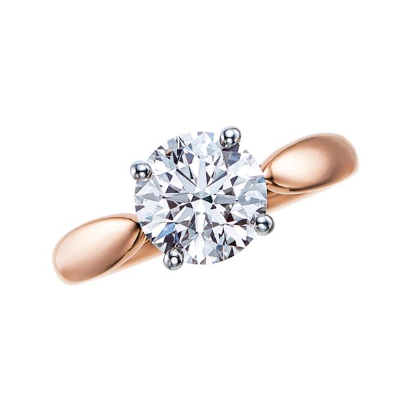 new product 27c55 26f7c ティファニー ハーモニー 18Kローズゴールド - Tiffany & Co ...