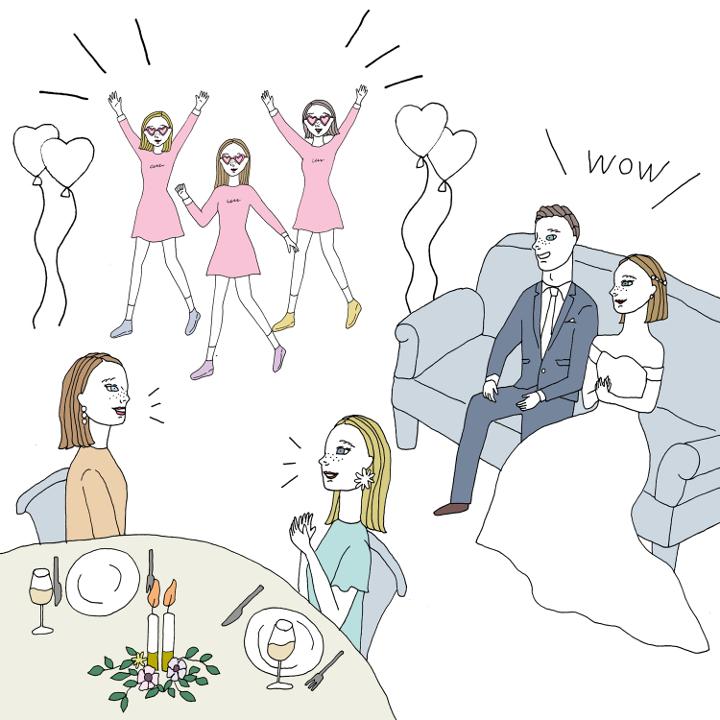 余興 結婚 式