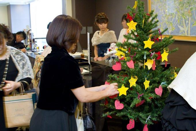 ちょうどクリスマスの時期ということもあり、 ウェルカムスペースでは、こんなアイテムも登場!