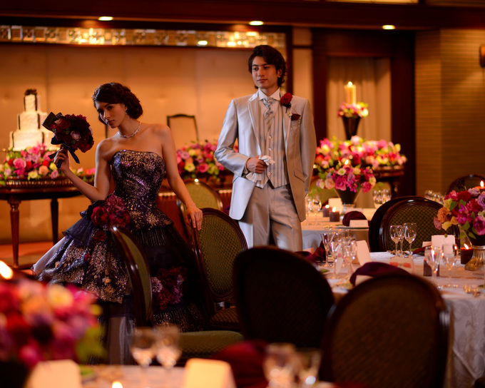 ホテルモントレ仙台のプランナーブログ 会場コーディネート 結婚