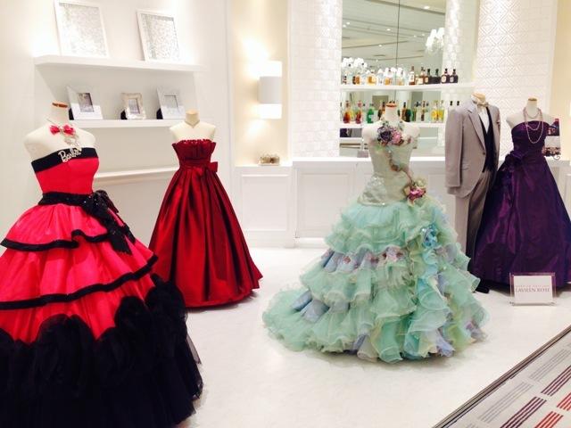 カラ―ドレス集.JPG