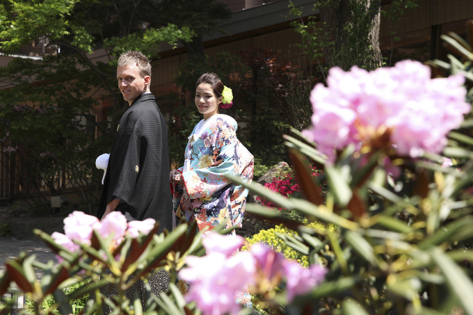 1-1.1年で最も華やかなお庭.JPG