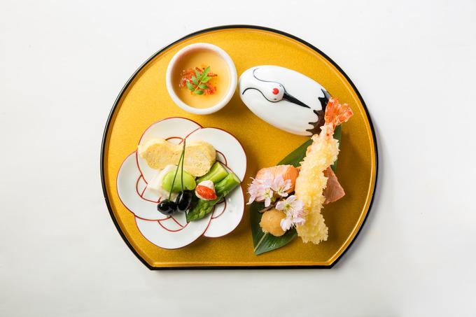 12000前菜‗桜マス柚庵焼き004.jpg