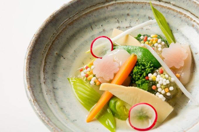 15000先付‗ホタテと春野菜003.jpg