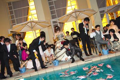 ゲストと楽しむ参加型ウェディング 結婚式の演出アイデア・ヒントと余興\u0026手作り参考例