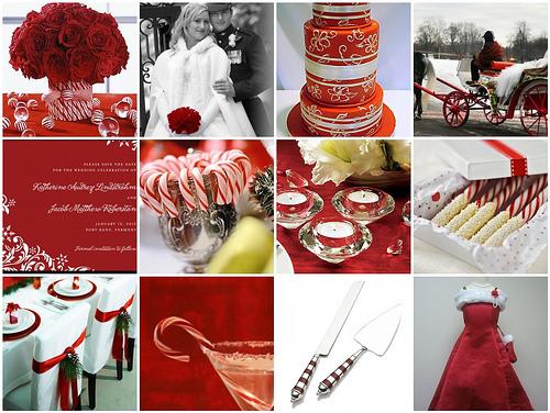 Xmas,wedding,theme,inspiration,board