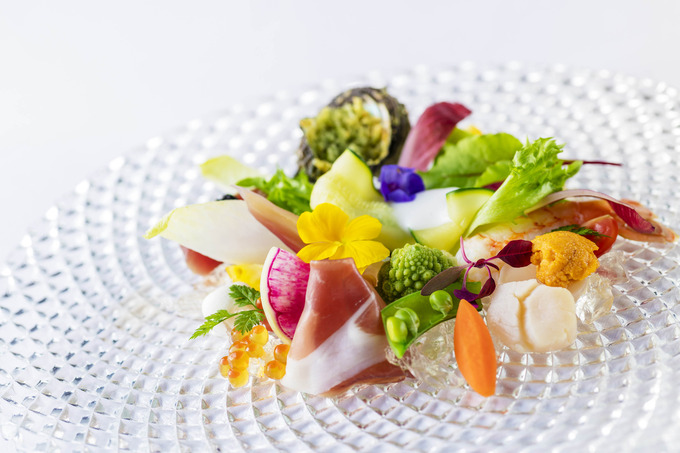 ノートルダム宇部 Notre Dame UBEのプランナーブログ「✿料理を彩るエディブルフラワー✿」 結婚式場(ウエディング)・挙式(ブライダル)【ゼクシィ】