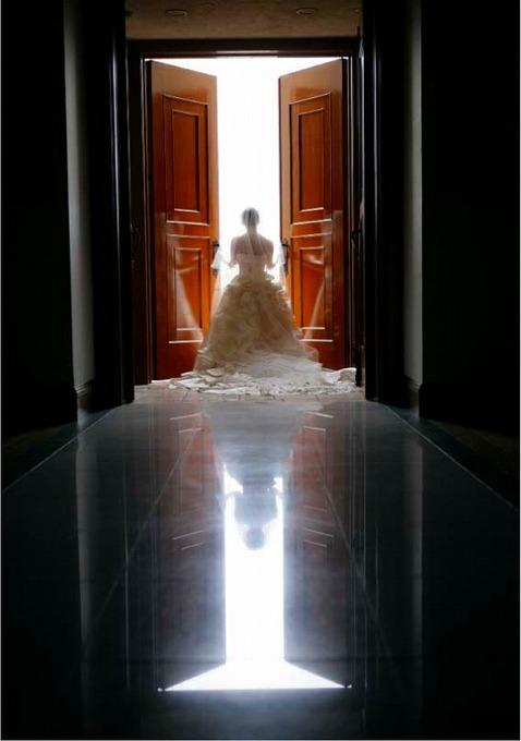 お気に入りのドレス【伊万里市の結婚式場ララシャンス伊万里迎賓館】