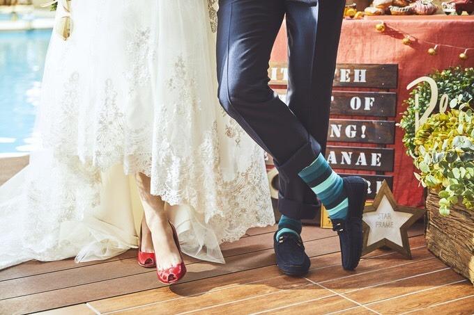 結婚式のコーディネート