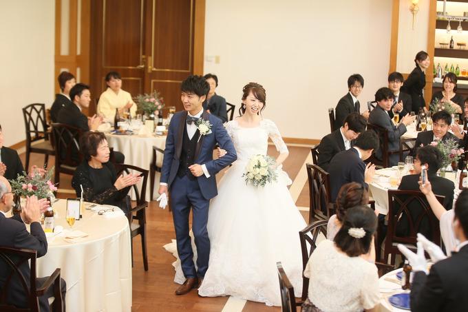 結婚式のあと