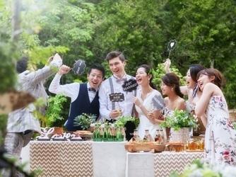 【ララシャンス】 ガーデンパーティー