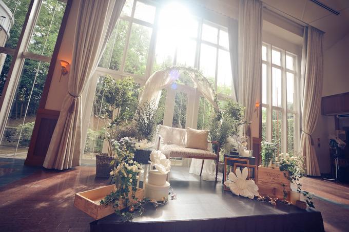【大分県大分市の結婚式場ララシャンス迎賓館】~☆アンティークコーデ☆~