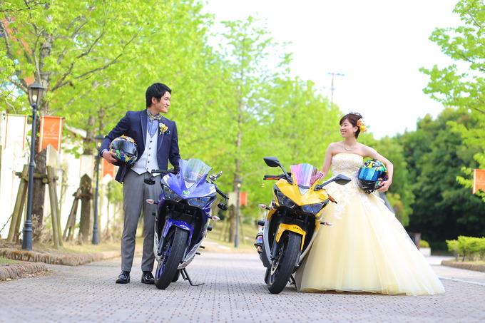 【大分県大分市の結婚式場ララシャンス迎賓館】~☆お二人の大好きなものを前撮りに☆~