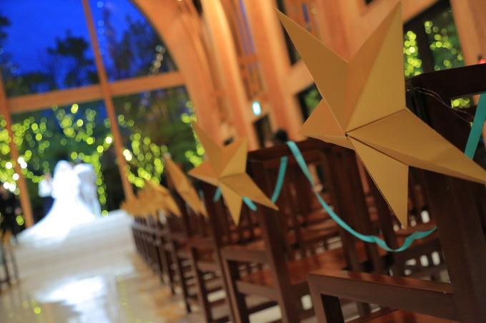【大分県大分市の結婚式場ララシャンス迎賓館】~☆七夕ウェディング☆~