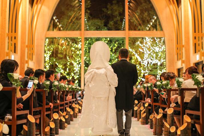 【大分県大分市の結婚式場ララシャンス迎賓館】~震えていた手~
