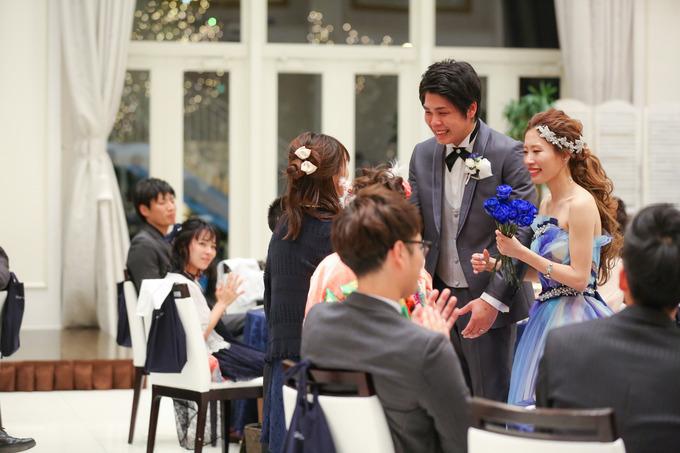 【大分県大分市の結婚式場ララシャンス迎賓館】~☆ダーズンローズ☆~