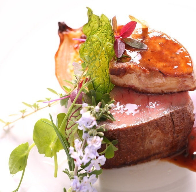 【大分県大分市の結婚式場ララシャンス迎賓館】特別な料理