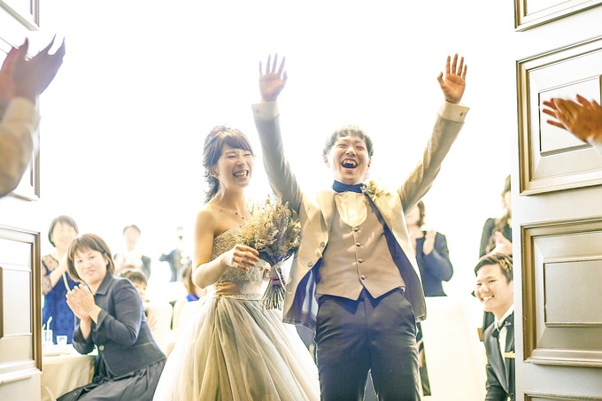 結婚式は人生のテーマ