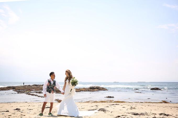 ロケーションフォト♪ 【福島県いわき市の結婚式場ララシャンスいわき】