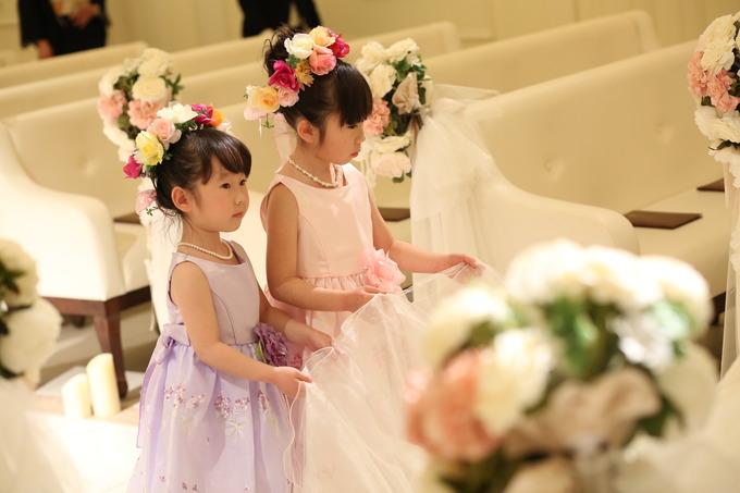 小さな主役♪ 【福島県いわき市の結婚式場ララシャンスいわき】