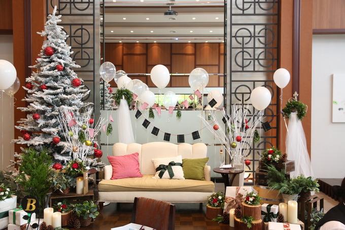 初夏のクリスマスウェディング♪ 【福島県いわき市の結婚式場ララシャンスいわき】
