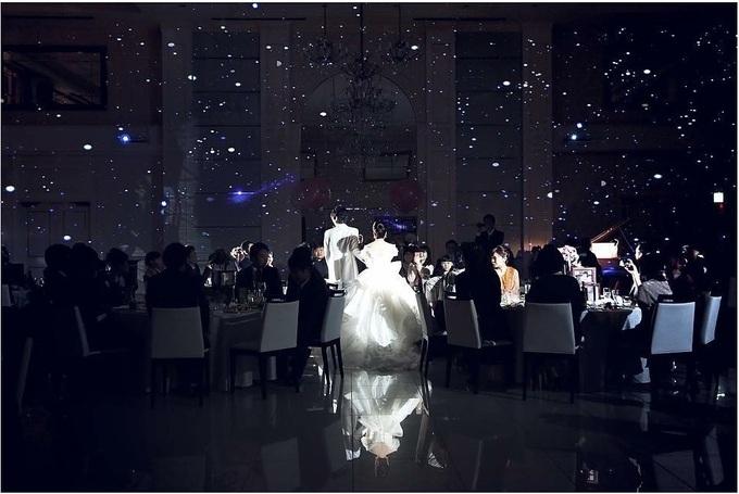 感動演出!360°プロジェクションマッピング♪【高知の結婚式場 ララシャンス迎賓館】