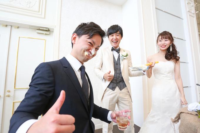 感謝を伝えるサンクスバイト!【高知の結婚式場ララシャンス迎賓館】